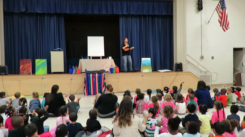 Music Makers School Assembly